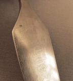 Unique Push Dagger by R. Alldeon of Memphis cir 1860s - 3 of 11