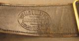US Pattern 1872 Officers Field Belt And Plate - 4 of 6