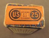 US Cartridge Co 25 Short Stevens Ammo - 2 of 8