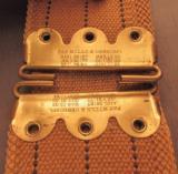 Spanish American War Militia Mills 30 Caliber Cartridge Belt - 2 of 4