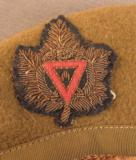 Rare WW2 Canadian YMCA Women's Auxiliary Services Uniform - 12 of 12