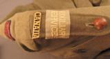 Rare WW2 Canadian YMCA Women's Auxiliary Services Uniform - 6 of 12