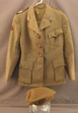 Rare WW2 Canadian YMCA Women's Auxiliary Services Uniform - 1 of 12