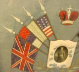 WWI Patriotic Banner & Photo - 4 of 12