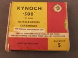 Kynoch 500 Nitro Express Ammo 3 Inch - 1 of 4