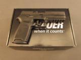 Sig Sauer P250 45 ACP Pistol - 1 of 12