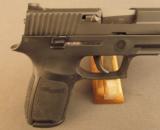 Sig Sauer P250 45 ACP Pistol - 2 of 12