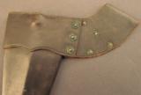 Very Fine Wellman, Frost & Co 1868 Trowel Bayonet Scabbard - 7 of 8