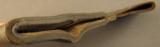 Very Fine Wellman, Frost & Co 1868 Trowel Bayonet Scabbard - 8 of 8