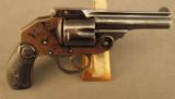Iver Johnson 2nd Model Saftey Hammerless Revolver