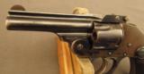 Iver Johnson 2nd Model Saftey Hammerless Revolver - 5 of 10