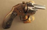 Iver Johnson 2nd Model Saftey Hammerless Revolver - 2 of 10