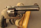 Iver Johnson 2nd Model Saftey Hammerless Revolver - 3 of 10