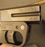 DoubleTap Back-Up Deringer Pistol .45 ACP - 3 of 7