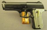 Beretta Centurion Pistol Model 96D 40 Smith & Wesson Caliber - 3 of 7