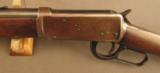 1894 Winchester Rifle Button Magazine Rifle - 7 of 12