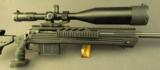 SavageLong Range Rifle Model 110BA/BAS 300 Winchester Magnum - 4 of 12