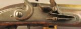 British Brass-Barreled Blunderbuss With Personal Inscription - 4 of 12