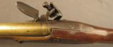 British Brass-Barreled Blunderbuss With Personal Inscription - 10 of 12