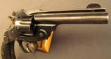 British WW1 No 2 MK 1 455 cal Revolver - 3 of 11