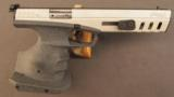 Walther SP 22-M4 Match Sport Pistol In Box - 2 of 10