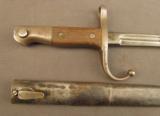 Turkish Bayonet M 1903 Shortened - 2 of 6