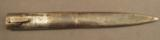 Turkish Bayonet M 1903 Shortened - 6 of 6