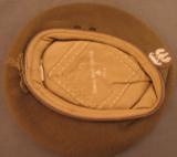1946 Dated Polish Military Kangol Beret Excellent Condition - 3 of 4