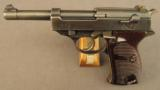 WW2 German P.38 Pistol by Walther (With 35* Marking) - 4 of 12