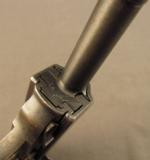 WW2 German P.38 Pistol by Walther (With 35* Marking) - 9 of 12