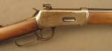 Winchester 1894 Rifle With Peep Sight 30-30 Built 1921 - 1 of 12