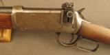 Winchester 1894 Rifle With Peep Sight 30-30 Built 1921 - 8 of 12