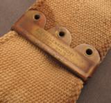 Mills Double Loop 30-40 Krag Cartridge Belt - 2 of 5