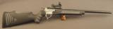 Thompson Center Encore Rifle with MGM Barrel in 5.7x28mm