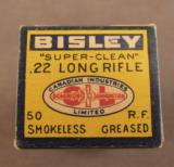 CIL Bisley Ammo Target 22LR Second Type Box - 3 of 6