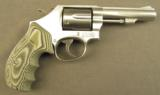 S&W Model 64-8 M&P Revolver .38 Special+P - 1 of 7