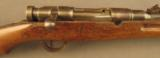 Japanese Type 38 Training Rifle Nippon Special Steel