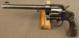 Colt Police Positive 1st Issue Transitional Revolver - 4 of 12