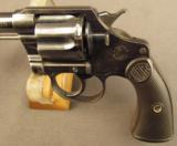 Colt Police Positive 1st Issue Transitional Revolver - 5 of 12