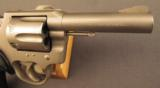 Colt Lawman Revolver MK3 With Electroless Nickel Finish - 2 of 8