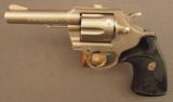 Colt Lawman Revolver MK3 With Electroless Nickel Finish - 3 of 8