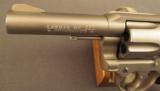 Colt Lawman Revolver MK3 With Electroless Nickel Finish - 4 of 8
