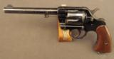 Colt Model 1901 U.S. Army Revolver RAC Cartouche - 4 of 12