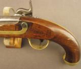 U.S. Model 1842 Percussion Pistol by Aston - 6 of 12