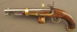 U.S. Model 1842 Percussion Pistol by Aston - 5 of 12