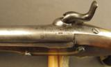 U.S. Model 1842 Percussion Pistol by Aston - 9 of 12
