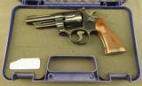 S&W 357 Magnum Revolver Model 27-9 in Box w/4