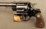 Colt Officers Model Revolver 2nd Issue 38 Special - 5 of 10