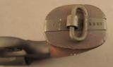 Australian S&W Victory .38/200 Service Revolver - 9 of 11