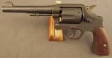 Australian S&W Victory .38/200 Service Revolver - 4 of 11